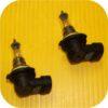 2 Headlight Bulbs for Toyota Avalon Camry Celica Supra Rav4-0