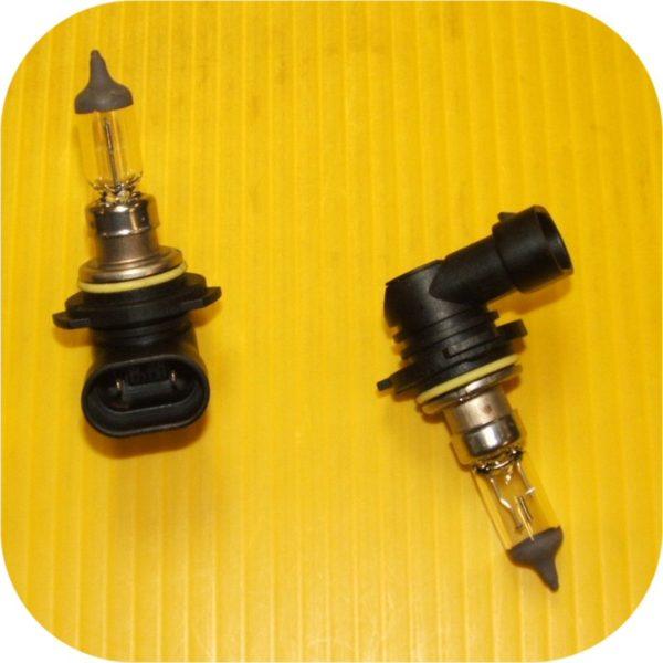 2 Headlight Bulbs for BMW 318 323 325 328 330 Z3 525 530 i E32 E36 E46-22739