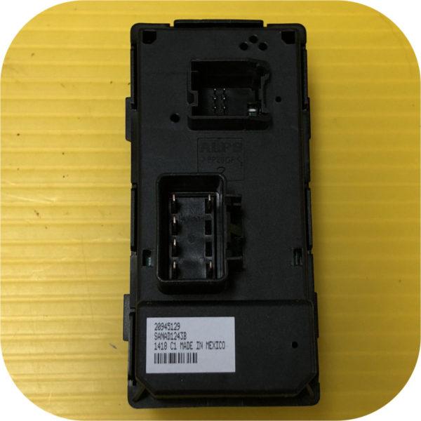 Power Window Switch for Chevy Silverado GMC Sierra 1500 2500 HHR-22300