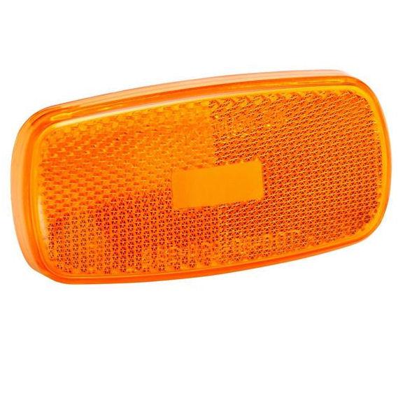 Bargman 59 Amber Side Marker Clearance Light Lens Pop Up Camper Travel Trailer-0