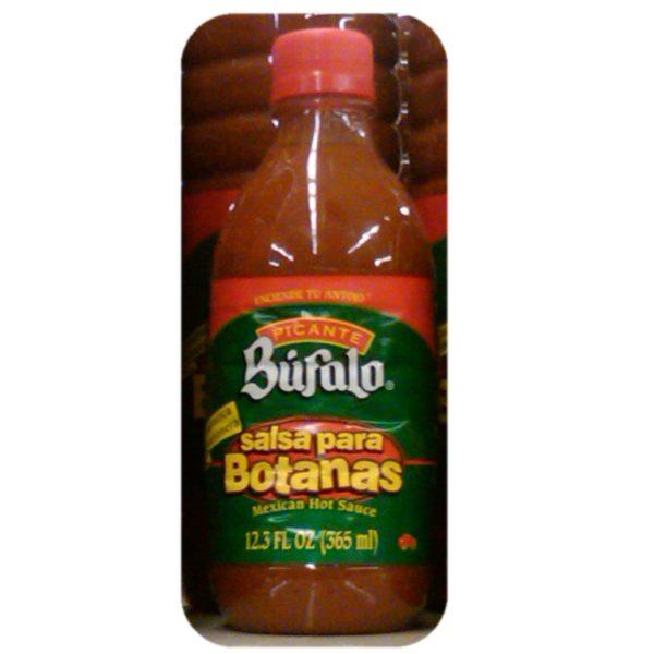 Picante Bufalo Salsa Para Botanas Pepper Sauce Guajillo-0