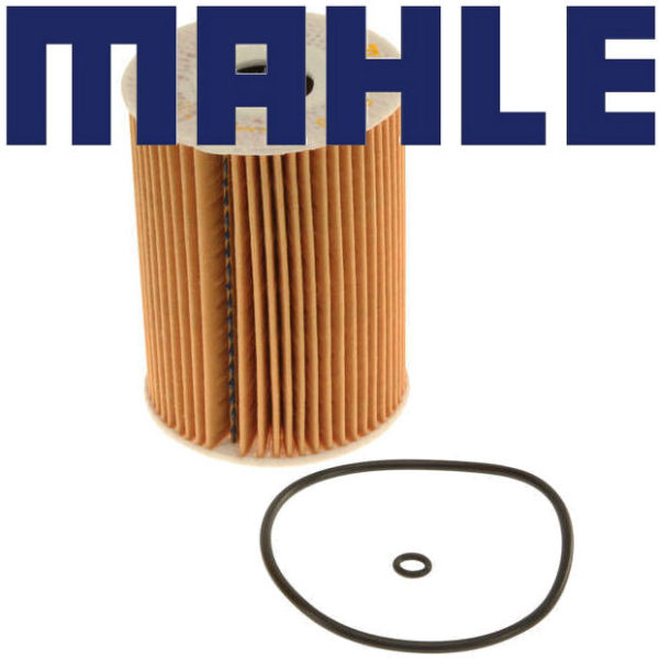 MAHLE Oil Filter for Mercedes E320 E350 GL320 GL350 ML320 ML350 R320 R350 S350-0