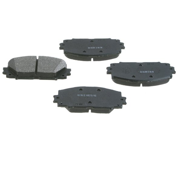 Front Disc Brake Pads for Toyota Yaris 07-09 Set-0