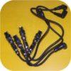 Ignition Plug Wires Volkswagen Golf Beetle Jetta 99-01 2.0 VW-0