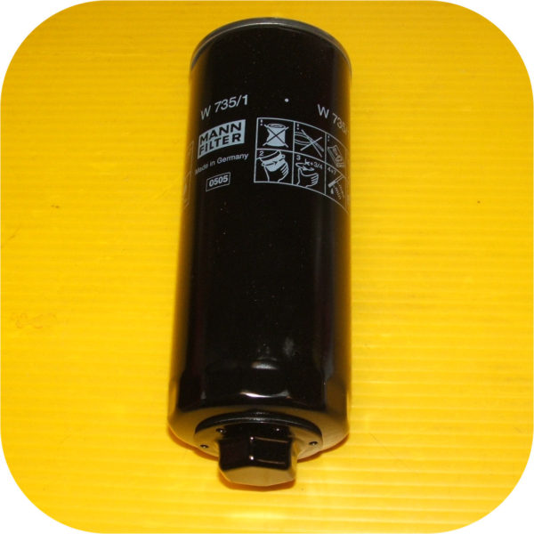 Oil Filter AUDI V8 QUATTRO 32V 90-94 3.6 4.2 filter 32V Engine-0