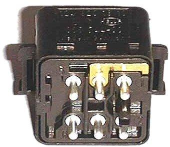 Mirror Switch Mercedes 190 260 300 400 500 E SE SEL TD TE 350 420 560 SEL 300D-4598