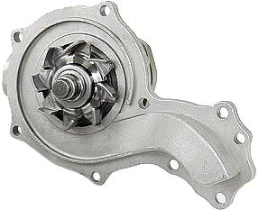 NEW GMB Water Pump for Audi 4000 & 80 4 cyl 81-90-5261