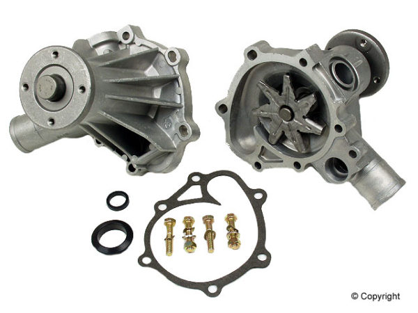NEW Water Pump for Volvo Volvo 242 244 245 760-0