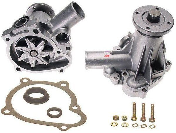 NEW Water Pump for Volvo 240 244 245 740 745 760 780 940 B230 234-0