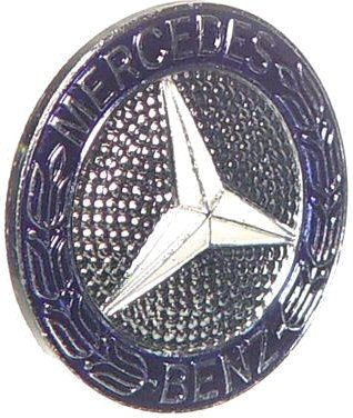 Mercedes Benz Grille Emblem 260 300 400 500 E CE TE 124-0