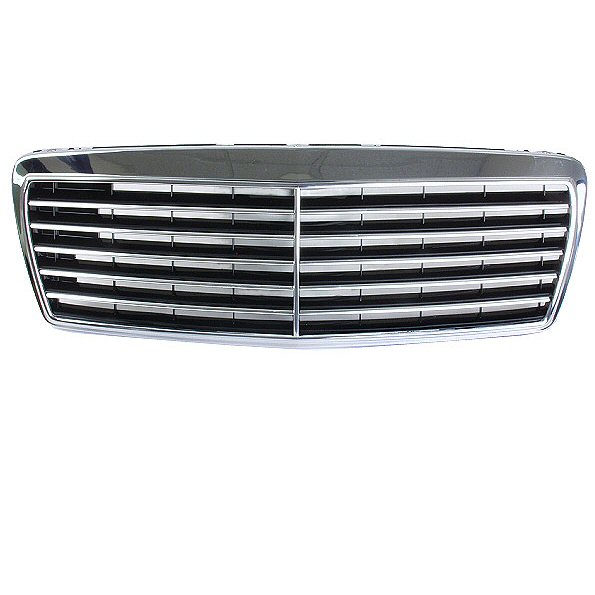 Radiator Grill Mercedes Benz e320 e420 e55 e300d new-0