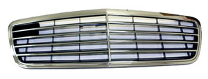 Radiator Grill Mercedes Benz e320 e420 e55 W210 new-0