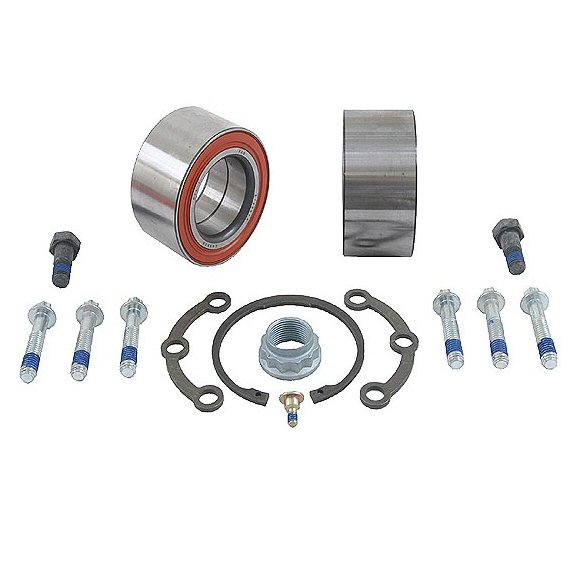 Rear Wheel Bearing Kit for Mercedes Benz 300SD 300SE E320 S320 S350-0