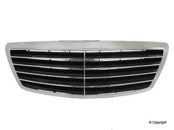 Radiator Grill for Mercedes Benz S350 S430 S500 S55 S600 S65-0