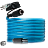 50 ft Fresh Water Heated Hose for Camper Supply Line RV Travel Trailer Winter-0