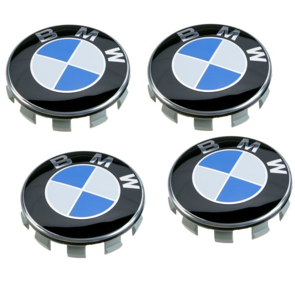 Wheel Center Hub Caps BMW M3 M5 X5 Z3 Z4 E36 E37 E53-0