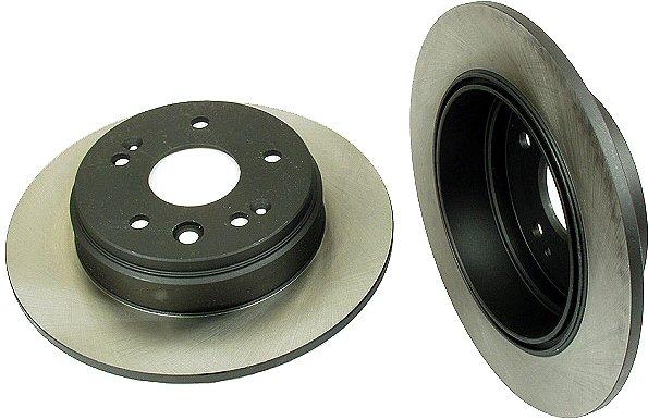 Rear Disc Brake Rotors Acura 3.2 TL or Honda Element-0