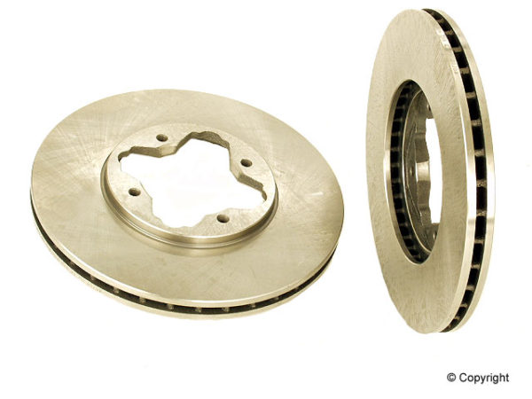 Front Disc Brake Rotors Acura Vigor 92-94 TL 95-98 G25A-0