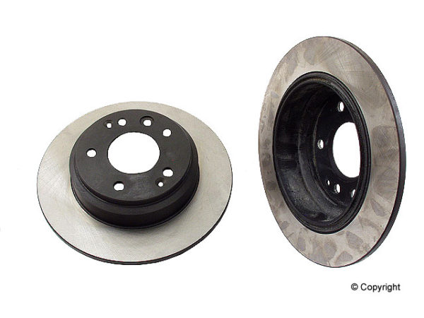 Rear Disc Brake Rotors Honda Odyssey Acura Legend 35 RL-0