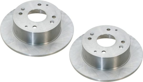 Rear Disc Brake Rotors for Acura TL 95-98 2.5 G25A4-0