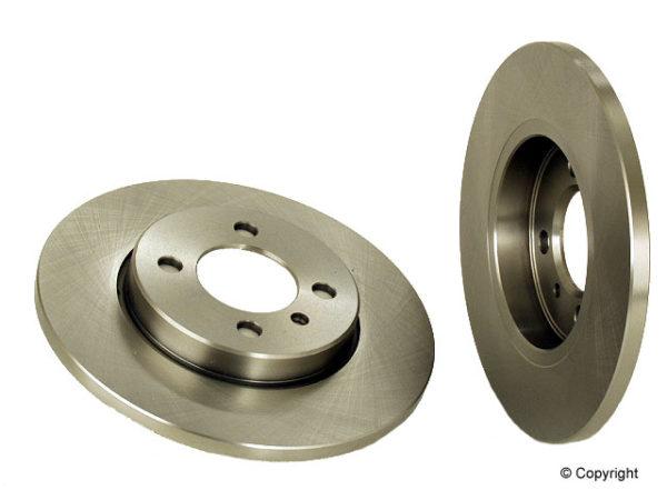 Front Disc Brake Rotors BMW 318 318i 83-85 E30 PAIR-0