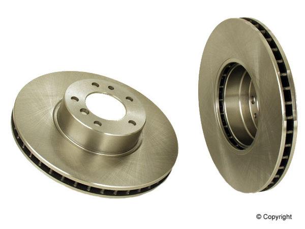 Front Brake Disc Rotors BMW 540 740 850 i E31 E38 E39-0