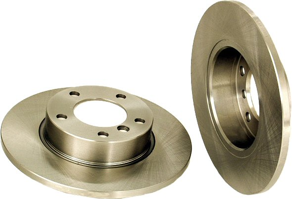 2 Front Disc Brake Rotors BMW Z3 318 ti E36 318ti 95-98-0