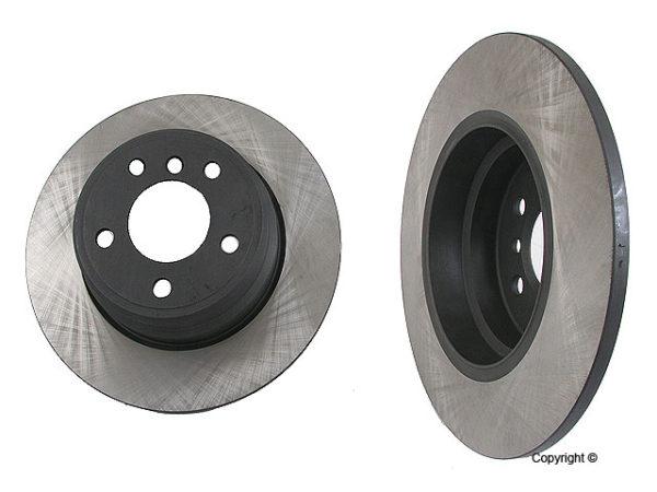 Rear Disc Brake Rotors BMW X5 E53 00-04 PAIR-0