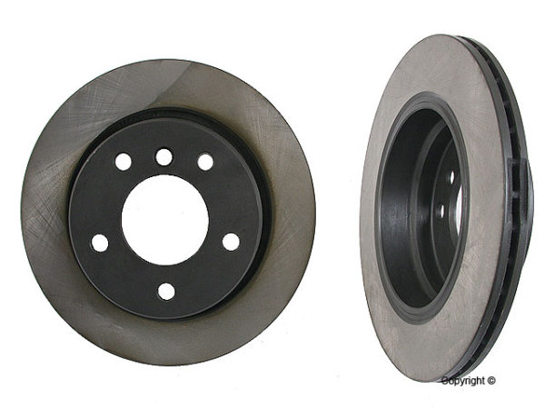 Rear Disc Brake Rotors BMW 323 328 E36 E46 96-00 i ic-0