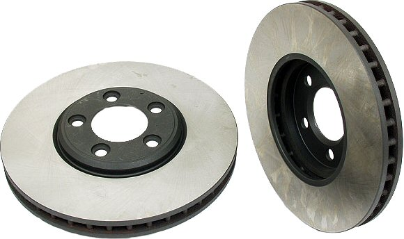 Front Disc Brake Rotors S Type Lincoln LS Thunderbird-0