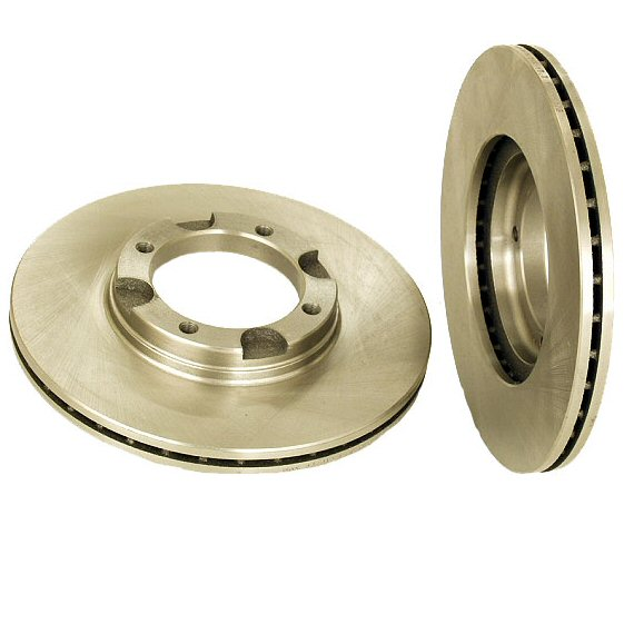 Front Disc Brake Rotors Hyundai Accent Excel Scoupe 2-0