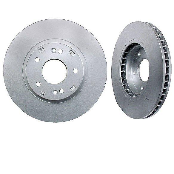Front Disc Brake Rotors Hyundai Santa Fe 01-06 Pair-0