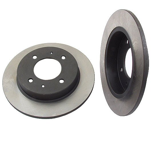 Rear Disc Brake Rotors Hyundai Elantra Tiburon 96-06-0