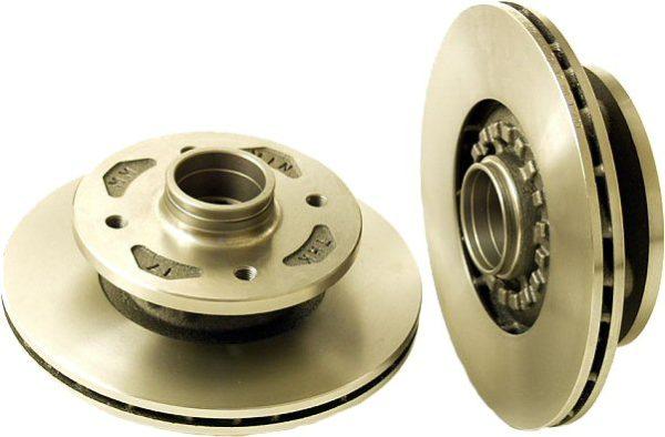 Front Brake Disc Rotors Mazda RX-7 RX7 84-85 12A GSL-0