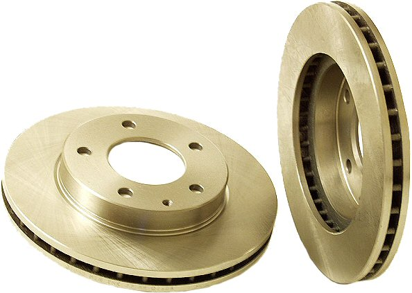 Front Disc Brake Rotors Ford Probe Mazda MX6 626 MX-6-0