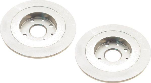 Rear Brake Disc Rotors Mazda Miata MX-5 MX-3 Protege-2987
