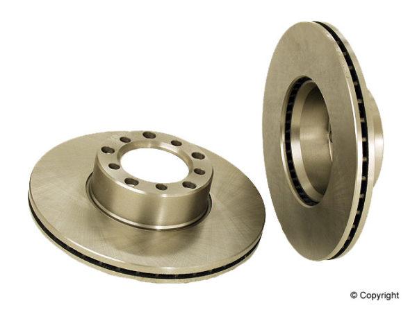 Front Brake Rotors Mercedes Benz 380 450 500 sel 300sd (eBay #300253585961, jferrarasr)-0