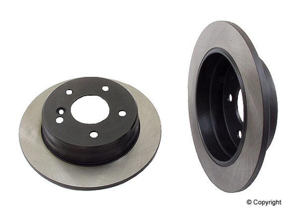 Rear Disc Brake Rotors Mercedes Benz C220 C230 C280 202-0