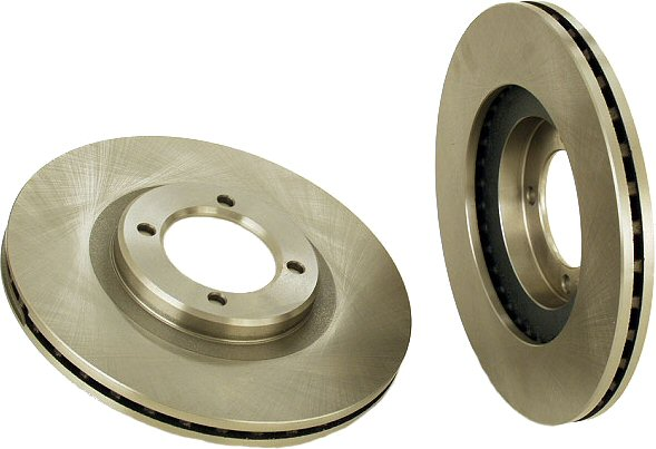 Front Disc Brake Rotors Toyota Cressida Sedan 85-88-0