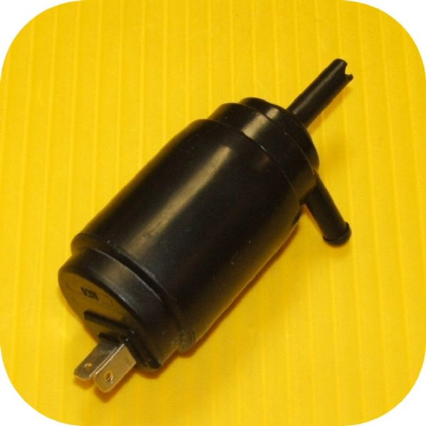 Windshield Wiper Washer Pump Jaguar VANDEN PLAS XJ6 XJS-0