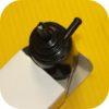 Windshield Wiper Washer Pump Jaguar VANDEN PLAS XJ6 XJS-2870