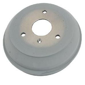 Rear brake drum for Smart Car ForTwo SmartCar For Two 05-14-0