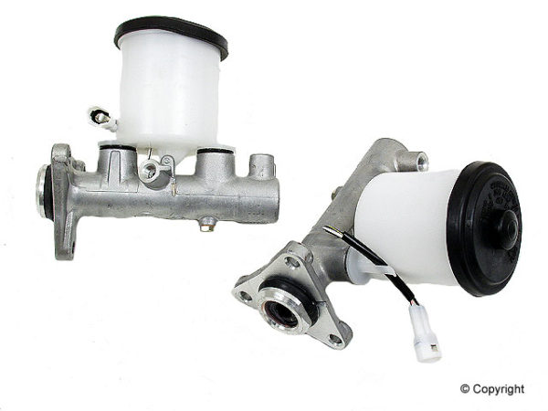 Brake Master Cylinder Toyota Corolla 8/87 - 8/93 NEW-0