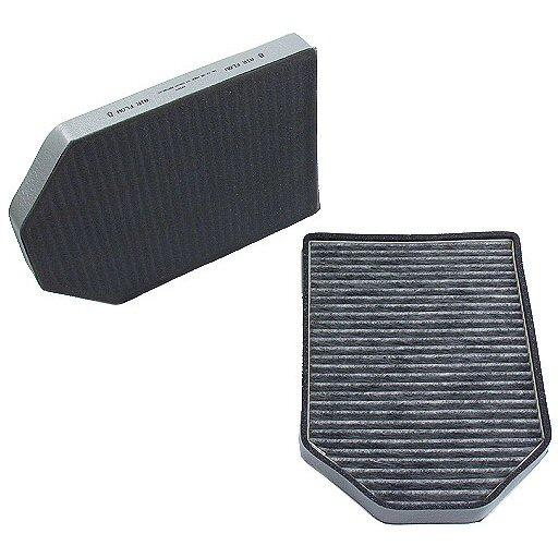 PAIR CARBON Fresh Cabin Air Filter Audi A8 S8 Quattro-0