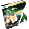 Camp Stove Toaster Rack Camp Fire Bread Toast Maker Breakfast Sandwich-19891