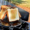 Camp Stove Toaster Rack Camp Fire Bread Toast Maker Breakfast Sandwich-19892