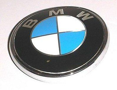 Rear Emblem for BMW 1602 2002 Tii 320I 733I 735I E23-0