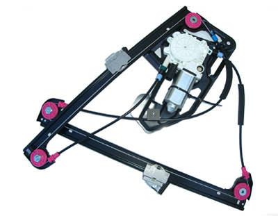 Front Window Regulator & Motor BMW 740i iL 750iL LEFT-0