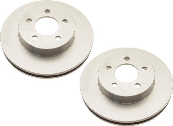 Front Disc Brake Rotors for Jeep Liberty 02-07-0