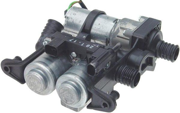 Heater Mono Valve BMW 740 750 i iL E38 95-01-0